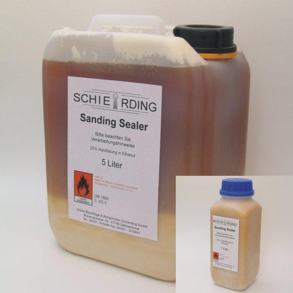 Schellack Sanding Sealer - Porenfüller der Serie LA020 Bild1