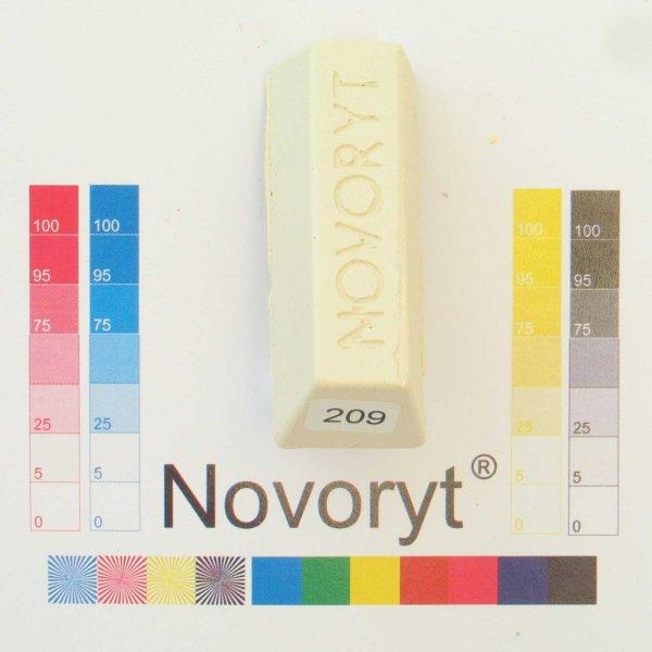 NOVORYT® Schmelzkitt - Farbe 209 1 Stange der Serie HW003 Bild1