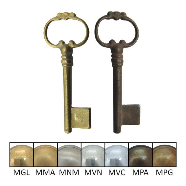 Vollschlüssel aus Eisen der Serie VS018 Bild1