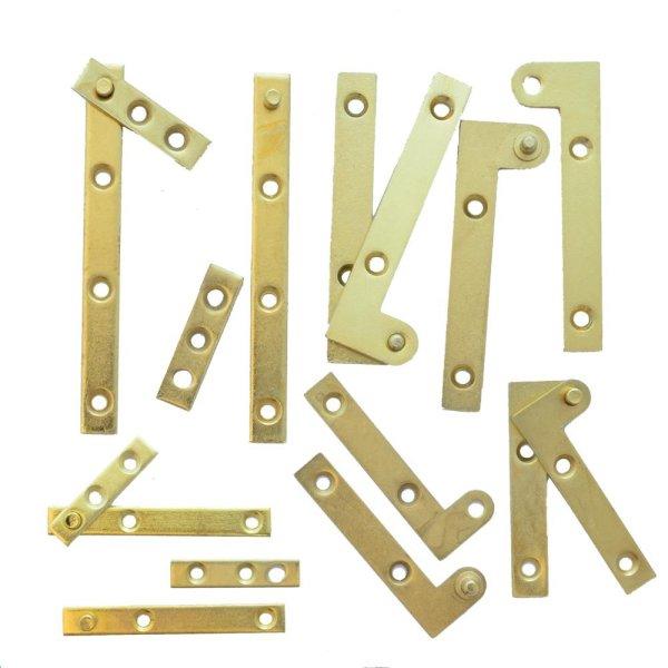 Möbelbänder: Eckzapfenbänder - Zapfenbänder der Serie MB200 Bild1