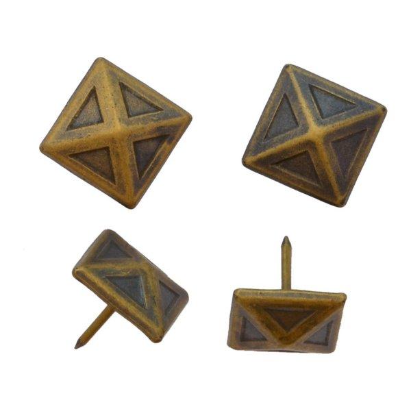 Ziernagel, Polsternägel, Bronze renaissance Stil Bild1