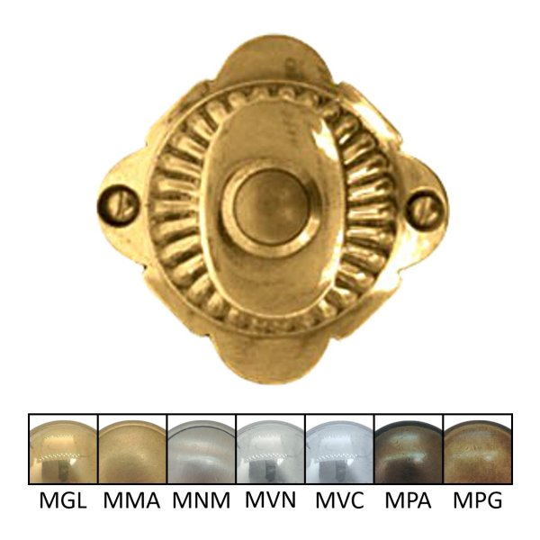 Klingelrosette 60 mm Bild1
