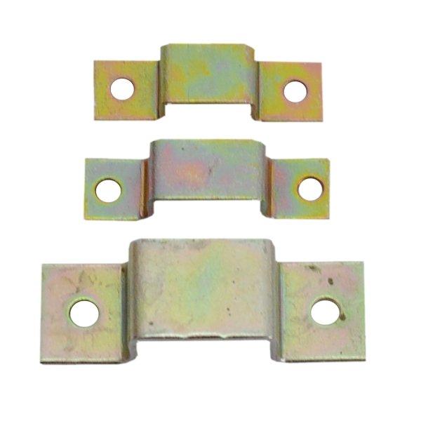 Schlaufen - eisen - gelb verzinkt der Serie SR100 Bild1