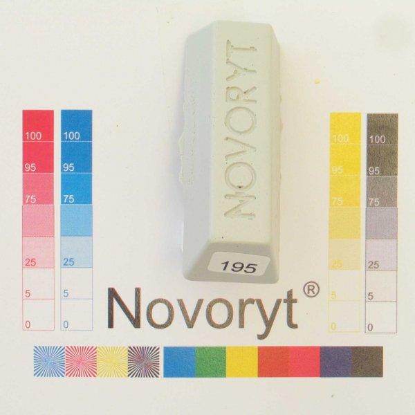 NOVORYT® Schmelzkitt - Farbe 195 1 Stange der Serie HW003 Bild1