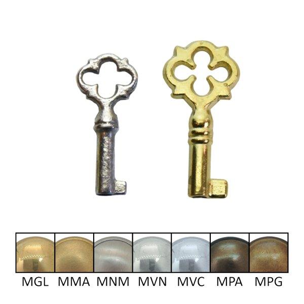 Hohlschlüssel Messing der Serie HS019 Bild1
