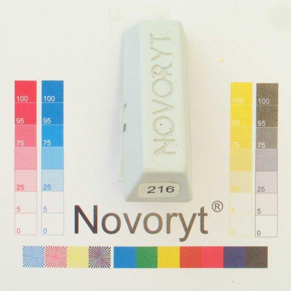 NOVORYT® Schmelzkitt - Farbe 216 5 Stangen der Serie HW003 Bild1
