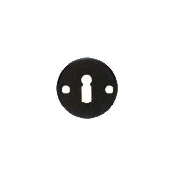 Rosette BB-gelocht aus Eisen Durchmesser: 52 mm Tiefe: 6 mm Bild1
