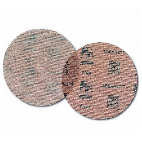 Abranet® Schleifscheiben P320, D125 mm, 50 Stk der Serie SP125 Bild1