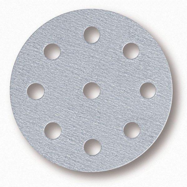 Q.Silver® Schleifscheiben P320, D125 mm, 100 Stk der Serie SP126 Bild1