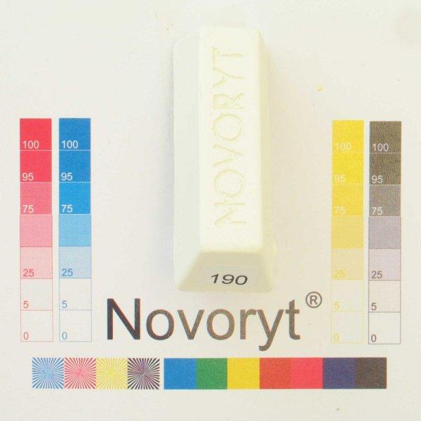 NOVORYT® Schmelzkitt - Farbe 190 5 Stangen der Serie HW003 Bild1