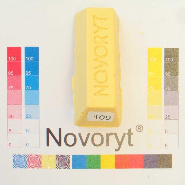NOVORYT® Schmelzkitt - Farbe 109 Tanne / Fic 5 Stangen der Serie HW003 Bild1