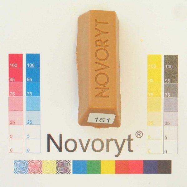 NOVORYT® Schmelzkitt - Farbe 161 beigebraun 5 Stangen der Serie HW003 Bild1