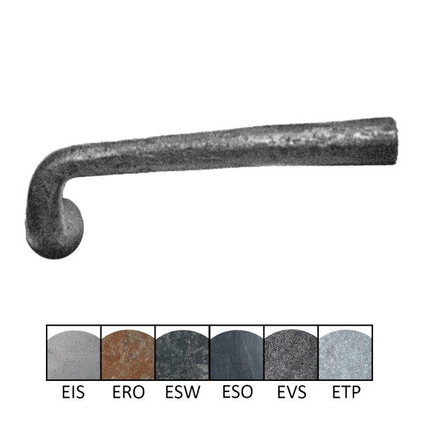 Türgriff Grifflänge: 130 mm, Eisen Bild1