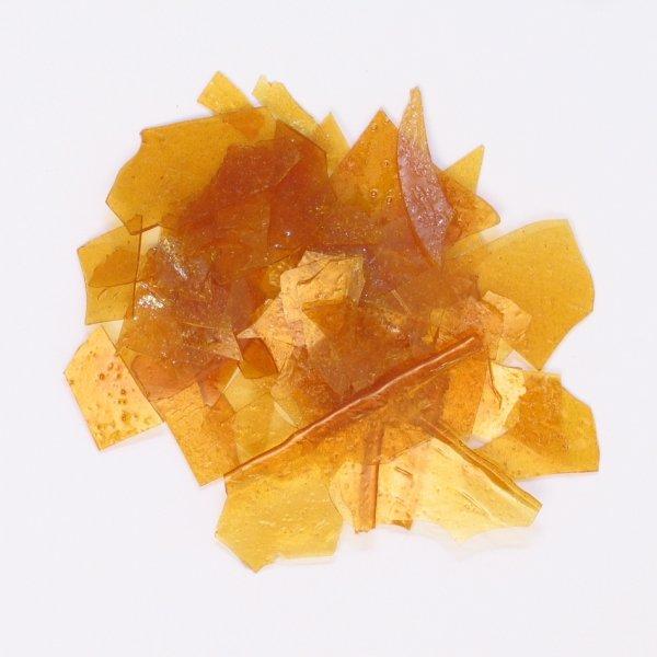 Reiner Blätterschellack superblond indisch, 5 kg der Serie HA001 Bild1