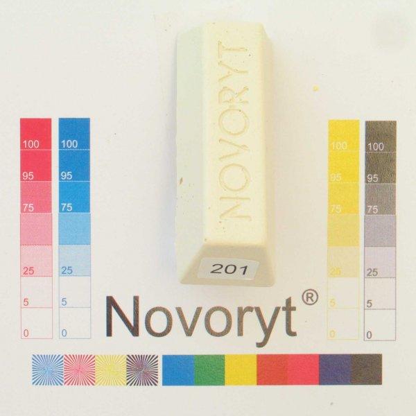 NOVORYT® Schmelzkitt - Farbe 201 5 Stangen der Serie HW003 Bild1