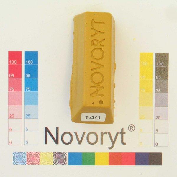 NOVORYT® Schmelzkitt - Farbe 140 Astfichte 5 Stangen der Serie HW003 Bild1