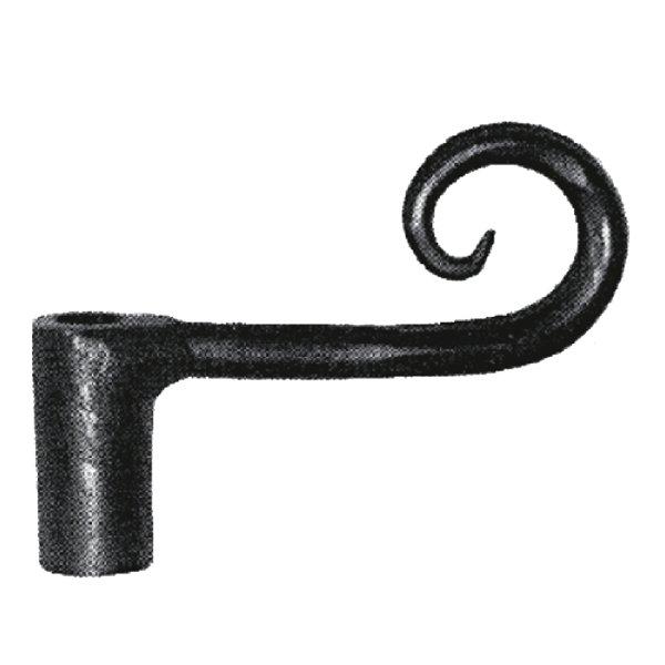 Halber Reiber 1/2, L=63 mm EIS der Serie FB208 Bild1
