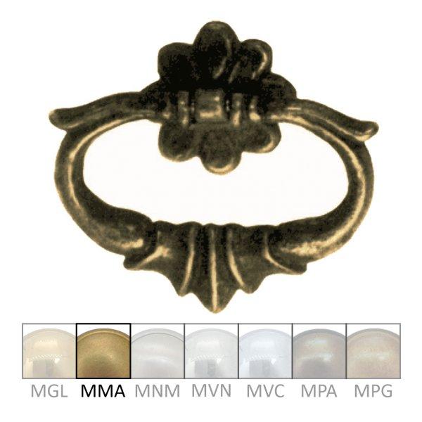 Möbelgriff, MMA, Maße B x H - 65 x 45 mm der Serie GR009 Bild1