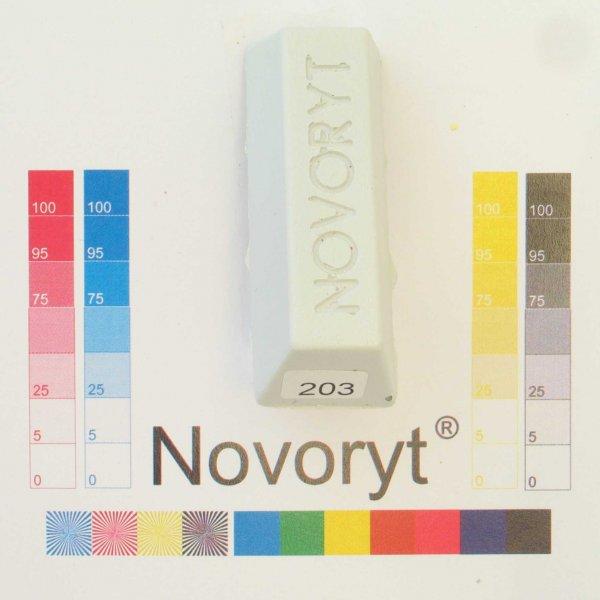 NOVORYT® Schmelzkitt - Farbe 203 5 Stangen der Serie HW003 Bild1