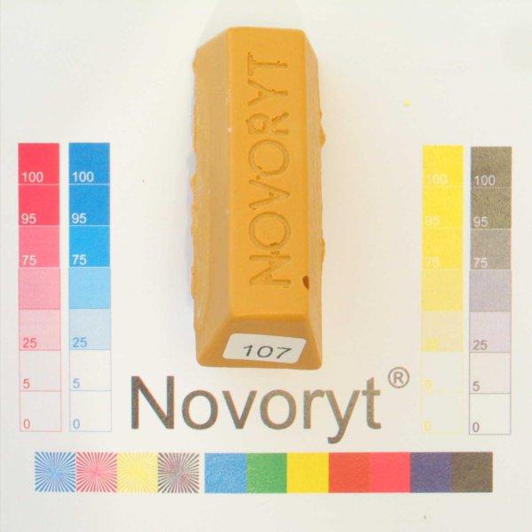 NOVORYT® Schmelzkitt - Farbe 107 Birke 5 Stangen der Serie HW003 Bild1
