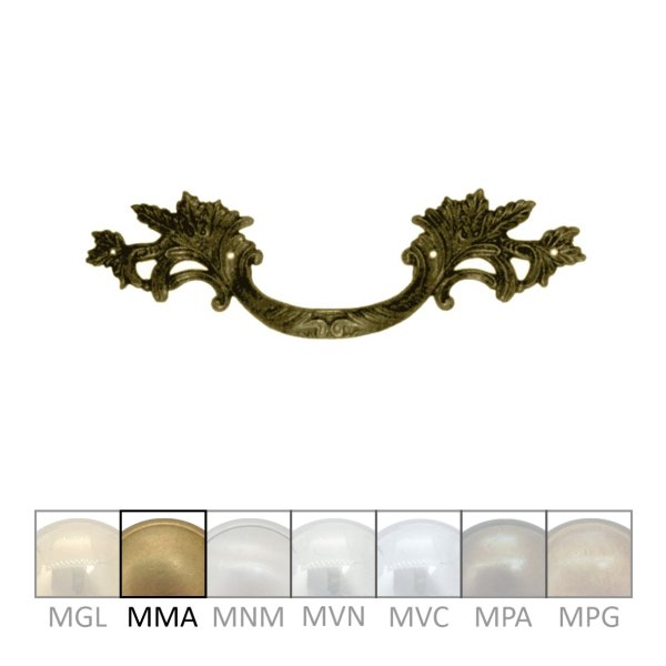 Möbelgriff, MMA, Maße B x H - 155 x 45 mm der Serie GR004 Bild1