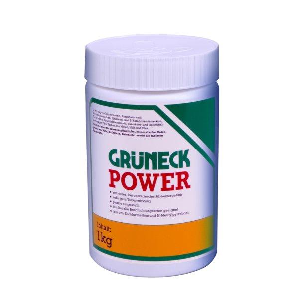 Grüneck Power Abbeizer, 1kg Gebinde Bild1