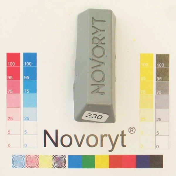 NOVORYT® Schmelzkitt - Farbe 230 5 Stangen der Serie HW003 Bild1