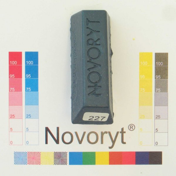 NOVORYT® Schmelzkitt - Farbe 227 1 Stange der Serie HW003 Bild1