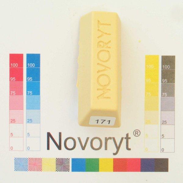 NOVORYT® Weichwachs Farbe 071 Buche natur 5 Stangen der Serie WW003 Bild1