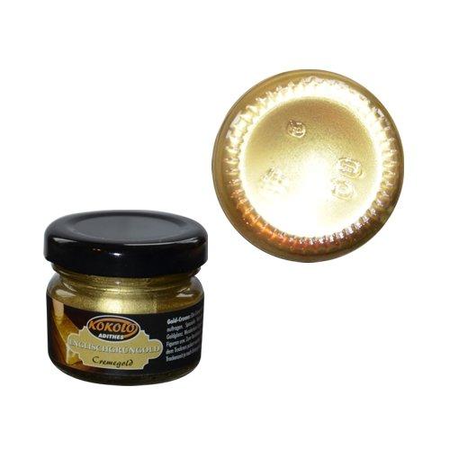 Gold-Creme 25 ml Englisches Grüngold in Pastenform mit einer hohen Deckfähigkeit. Bild1