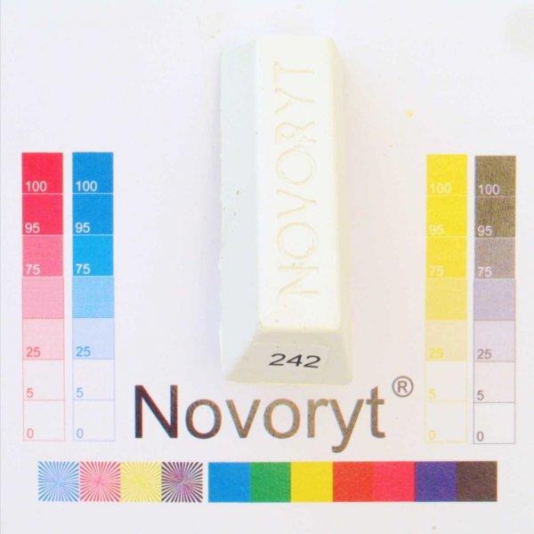 NOVORYT® Schmelzkitt - Farbe 242 1 Stange der Serie HW003 Bild1