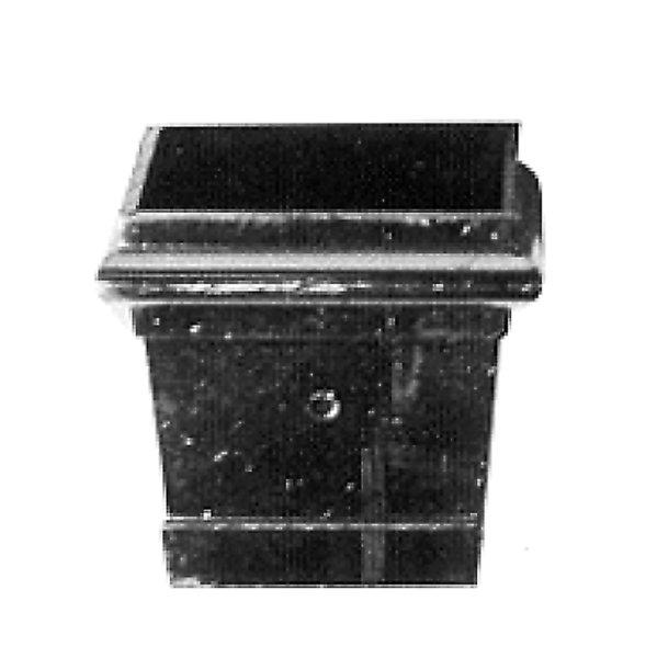 Möbelschuh MGL, 32x38 mm der Serie MS001 Bild1