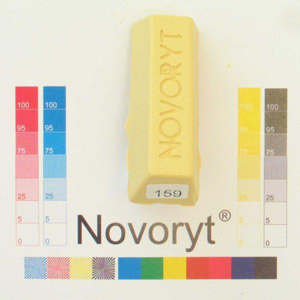 NOVORYT® Weichwachs Farbe 059 Esche splint 1 Stange der Serie WW003 Bild1
