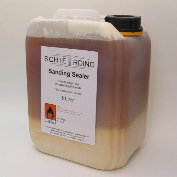Schellack Sanding Sealer, 5 Liter der Serie LA020 Bild1
