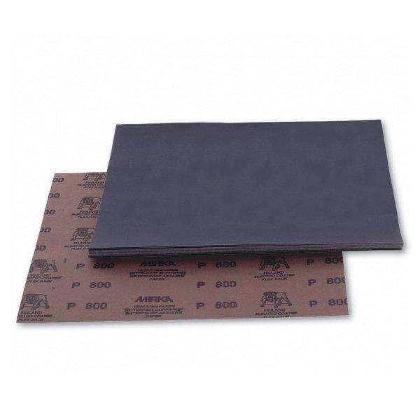 Wasserfest-Latex-Bogen, P1200, B230 x 280 mm der Serie SP020 Bild1