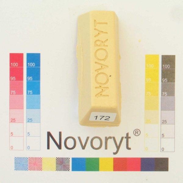 NOVORYT® Schmelzkitt - Farbe 172 vanille 1 5 Stangen der Serie HW003 Bild1