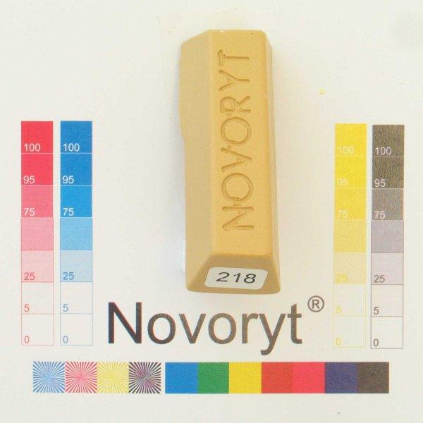 NOVORYT® Schmelzkitt - Farbe 218 1 Stange der Serie HW003 Bild1